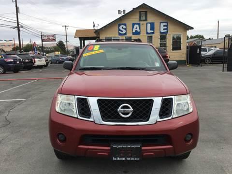 2008 Nissan Pathfinder for sale in Yakima, WA