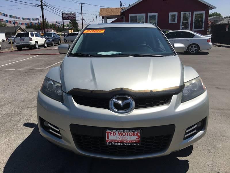 2007 Mazda CX 7 For Sale At Ted Motors Co In Yakima WA