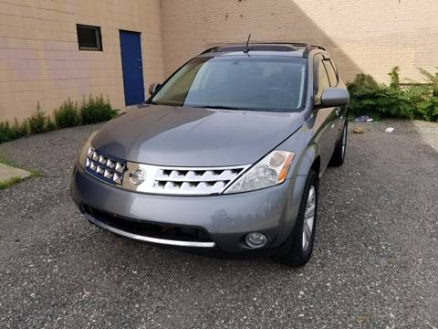 2007 Nissan Murano for sale in Paterson, NJ
