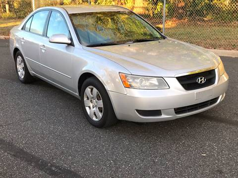 2008 Hyundai Sonata for sale in Paterson, NJ