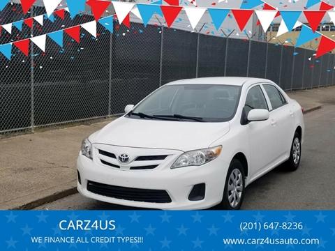 2013 Toyota Corolla for sale in Paterson, NJ