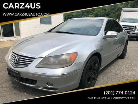 2008 Acura RL for sale in South Hackensack, NJ