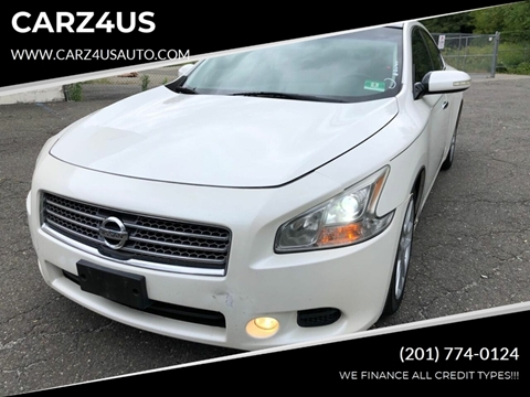 2010 Nissan Maxima for sale in South Hackensack, NJ