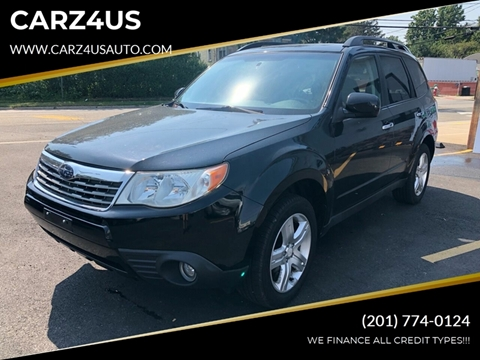 2009 Subaru Forester for sale in South Hackensack, NJ