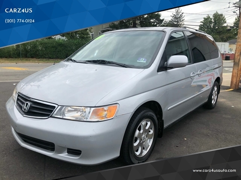 2003 Honda Odyssey for sale in South Hackensack, NJ