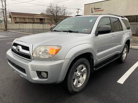 2009 Toyota 4Runner SR5 for sale at CARZ4US in South Hackensack NJ