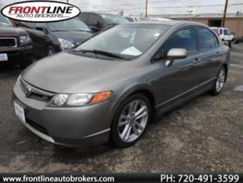 2007 Honda Civic for sale in Longmont, CO