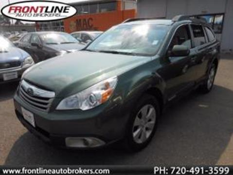 2010 Subaru Outback for sale in Longmont, CO
