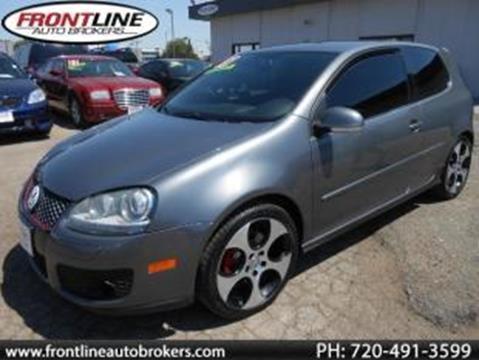 2008 Volkswagen GTI for sale in Longmont, CO