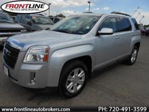 2012 GMC Terrain for sale in Longmont, CO