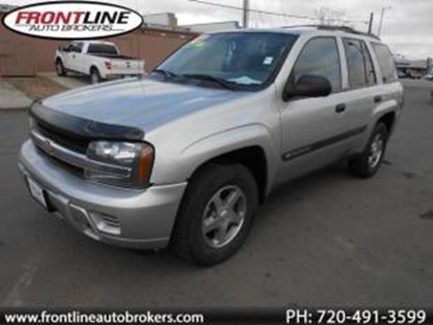 2004 Chevrolet TrailBlazer for sale in Longmont, CO