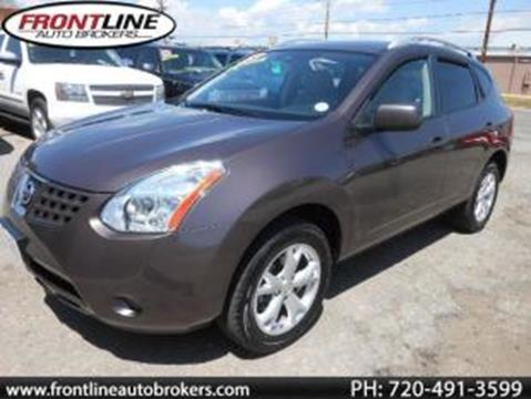 2008 Nissan Rogue for sale in Longmont, CO