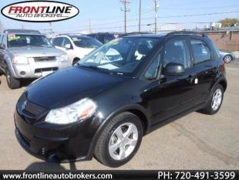 2012 Suzuki SX4 Crossover for sale in Longmont, CO
