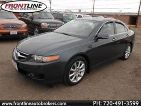 2007 Acura TSX for sale in Longmont, CO