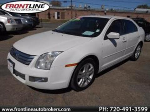 2009 Ford Fusion for sale in Longmont, CO