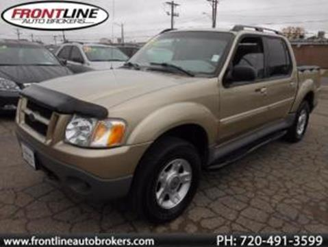 2002 Ford Explorer Sport Trac for sale in Longmont, CO