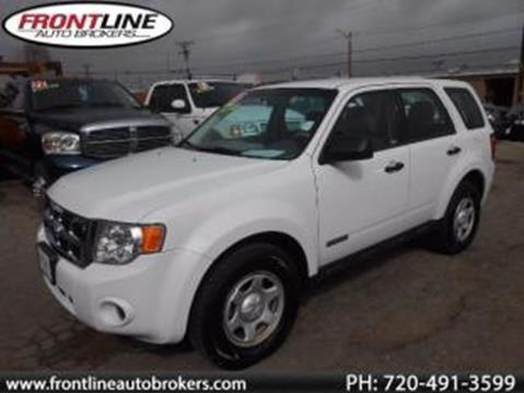 2008 Ford Escape for sale in Longmont, CO