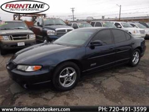 2000 Pontiac Grand Prix for sale in Longmont, CO