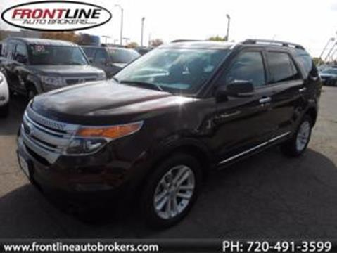 2012 Ford Explorer for sale in Longmont, CO