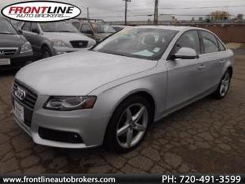 2009 Audi A4 for sale in Longmont, CO