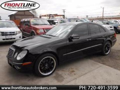 2008 Mercedes-Benz E-Class for sale in Longmont, CO