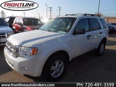2009 Ford Escape for sale in Longmont, CO