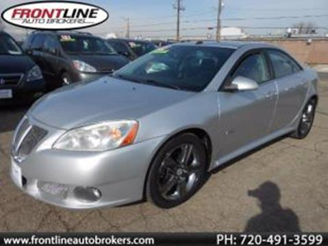 2009 Pontiac G6 for sale in Longmont, CO