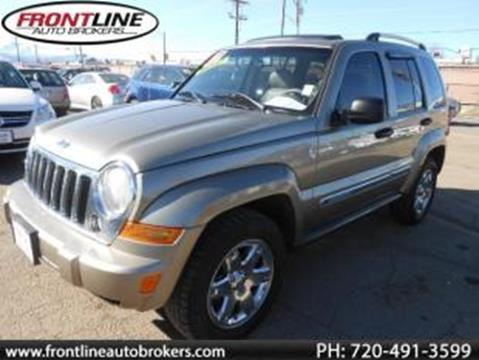 2007 Jeep Liberty for sale in Longmont, CO