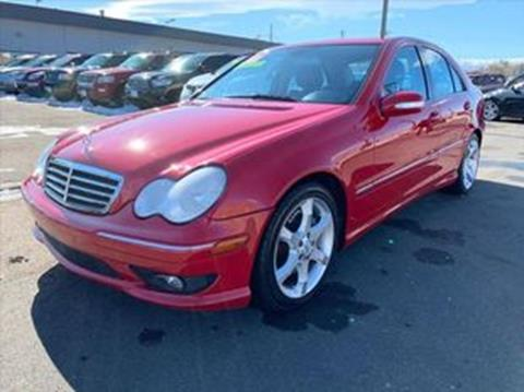 2007 Mercedes-Benz C-Class for sale in Longmont, CO