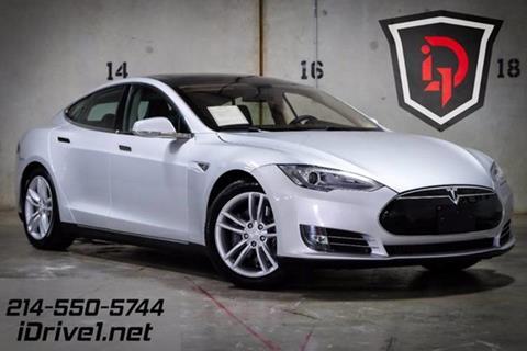 2013 Tesla Model S for sale in Carrollton, TX