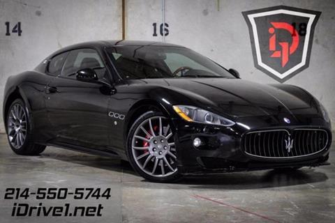 2011 Maserati GranTurismo for sale in Carrollton, TX