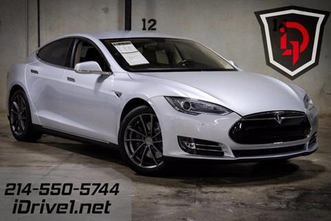 2014 Tesla Model S