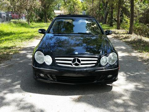 2009 Mercedes-Benz CLK for sale in Largo, FL