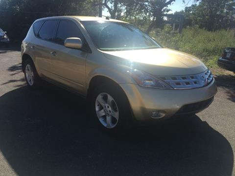 2004 Nissan Murano for sale in Austin, TX