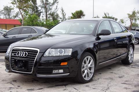 2010 Audi A6 for sale in North Miami Beach, FL