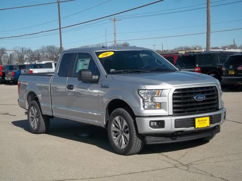 2017 Ford F-150 for sale in Oelwein, IA