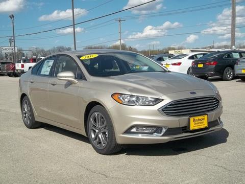 2017 Ford Fusion for sale in Oelwein, IA