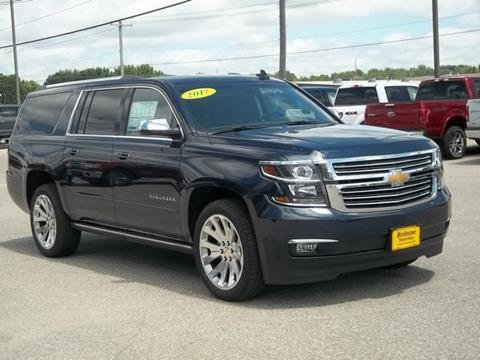 2017 Chevrolet Suburban for sale in Oelwein, IA