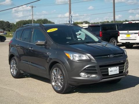 2015 Ford Escape for sale in Oelwein IA