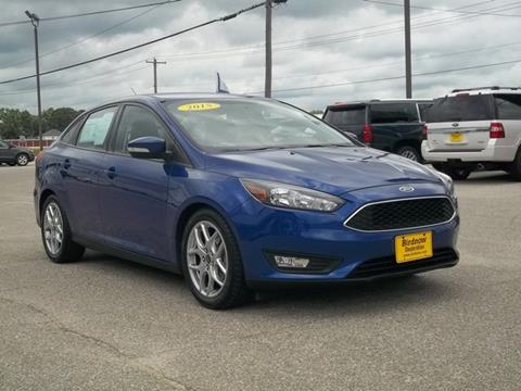 2015 Ford Focus for sale in Oelwein, IA