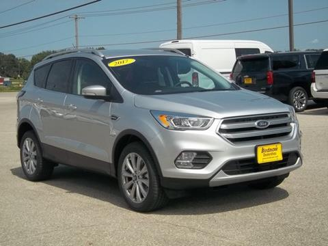 2017 Ford Escape for sale in Oelwein IA