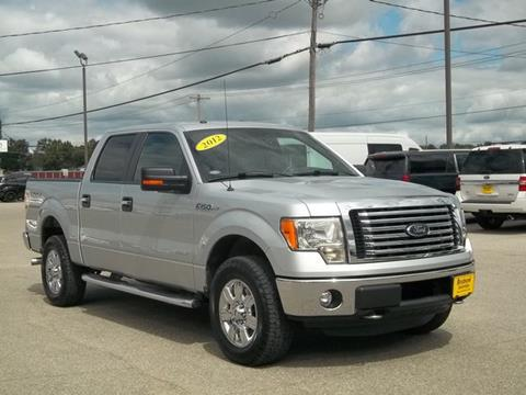 2012 Ford F-150 for sale in Oelwein IA