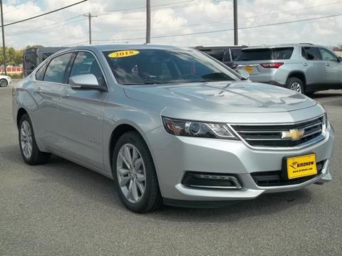 2018 Chevrolet Impala for sale in Oelwein, IA