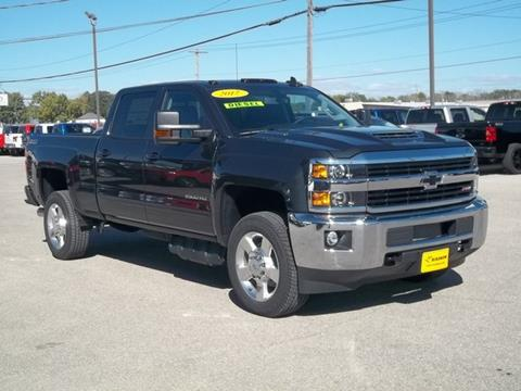 2017 Chevrolet Silverado 2500HD for sale in Oelwein, IA