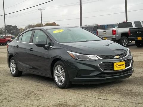 2017 Chevrolet Cruze for sale in Oelwein, IA