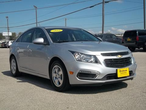 2016 Chevrolet Cruze Limited for sale in Oelwein, IA