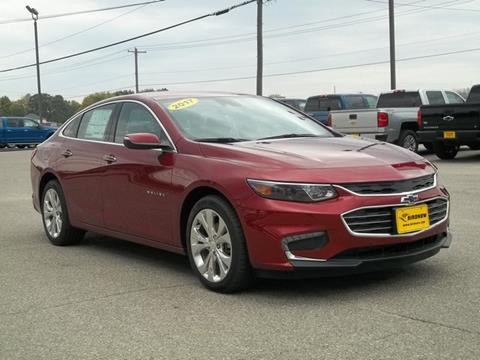 2017 Chevrolet Malibu for sale in Oelwein IA