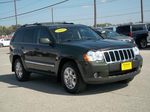 2009 Jeep Grand Cherokee for sale in Oelwein IA