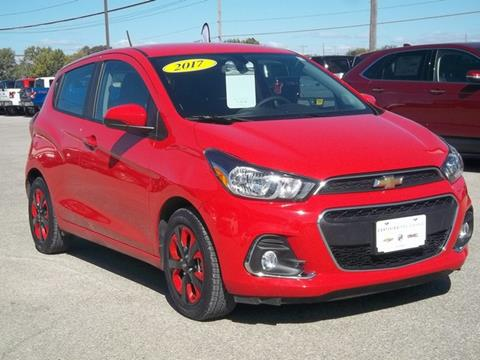 2017 Chevrolet Spark for sale in Oelwein, IA