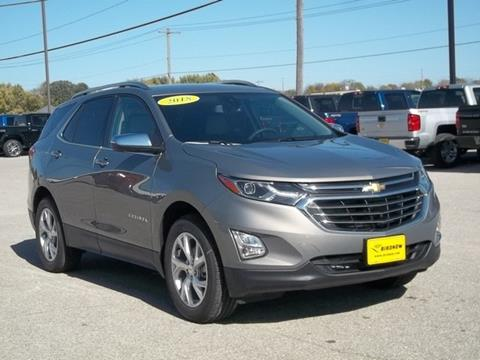 2018 Chevrolet Equinox for sale in Oelwein, IA